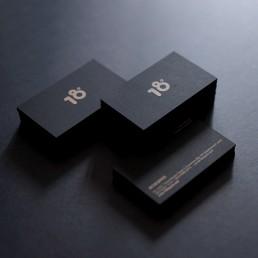 18degree Namecard Design